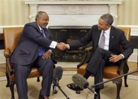 Obama & Gelle