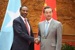 Wasiirada_ Arrimaha dibadda Somalia iyo Shiinaha