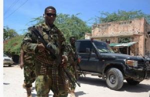 Ciidamada XD somalia
