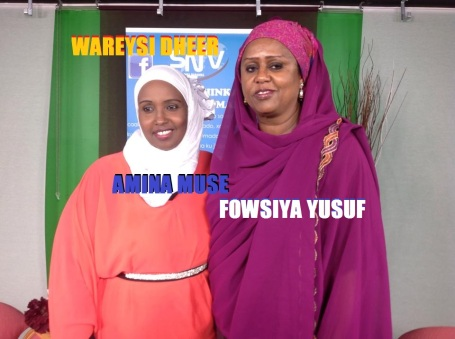 FOWSIYA & AMINA
