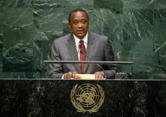Madaxweynaha Kenya