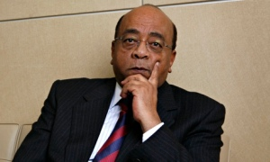 Mo Ibrahim says even if the overall picture in Africa looks good 'we must remain vigilant'.