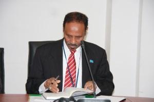 Wasiirka A. Dibadda Somalia