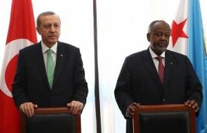 Erdogan iyo Geelle