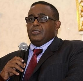 PM Omarr Abdirashid