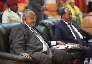 Madaxweynayaasha Somalia Jabuti