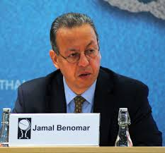Mr. Jamal Benomar UN