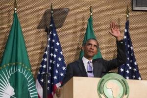 Obama AU