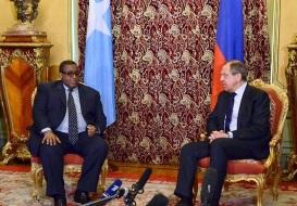 Somalia iyo Ruushka