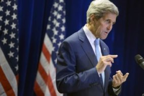 Mr. John Kerry