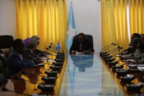 Madaxtooyada Somalia