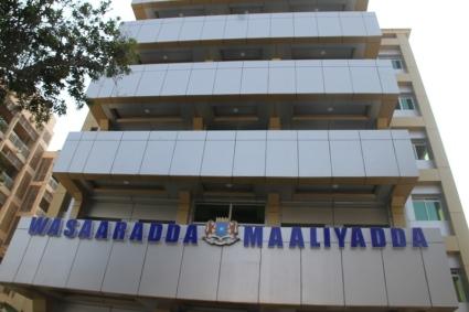 Wasaaradda Maaliyadda