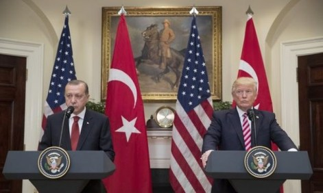 USA iyo Turkiga