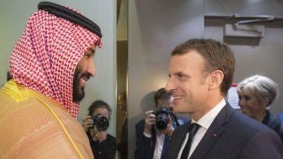 France iyo Saudi