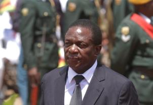 ZIMBABWE POLITICS