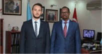 Safiirka Somalia Turkiya