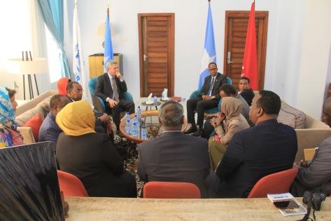 Gobolka Benaadir iyo UNHCR 1
