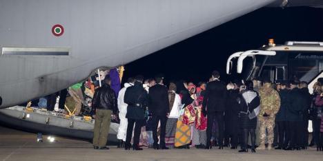 ++ Migranti: in Italia primi 160 da Centri Libia ++