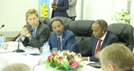 Somalia iyo IMF
