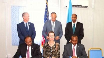 USA & Somalia